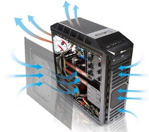 Чистим систему охлаждения компьютера