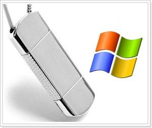 Как переустановить Windows с USB флэшки